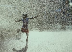 gratitude, rain